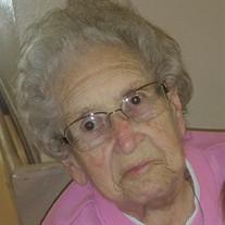 Geraldine M. Newman