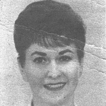 June Martha Douglas