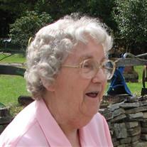 Brenice Gwendoline Morgan