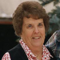Norma Jean Sondregger Fitzgerald