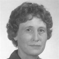 Mrs. Carol Louise Lewis