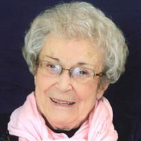 Helen Marie Wallner Capistrant