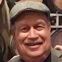 """Vernon """"Pocho"""" Noah Mahilani Cox"""