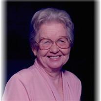 Mrs. Elsie Juanita Dyal Parker Greene