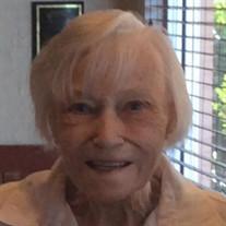 Mary Irene Barrs