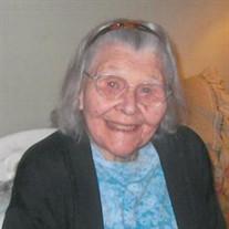 Dorothy Cuthbert