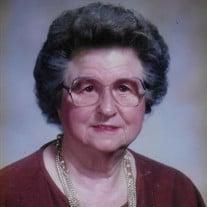 Margaret Evelyn Tippens Dobson
