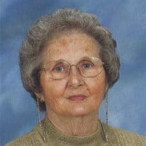 Mrs. Violet Murriel Hanes