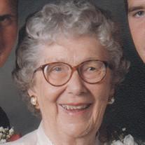 Eva Parker Evans
