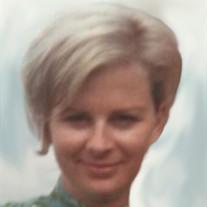 Patricia Evelyn Borowski