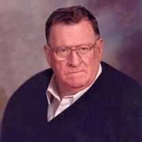"""John D. """"Red"""" Christensen"""