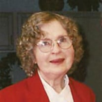 Margaret Erickson