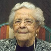 Marjorie Lebo