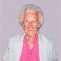 Mae Mitchell