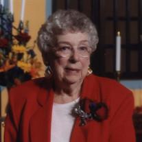 Audrey Vera Stroble Wilson