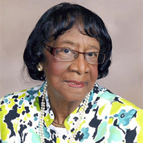 Mrs. Lutherine Vance Smith