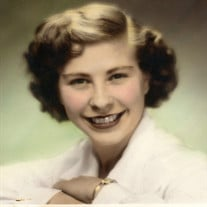 Jacqueline Florence Ward