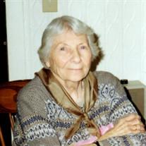 Nellie Elizabeth Woodworth