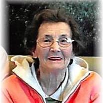 Edith Mae Wilson