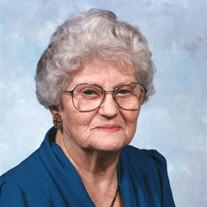 Margaret Carolyn Lakey McBride