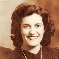 Mrs. Aline Robertson McIntosh