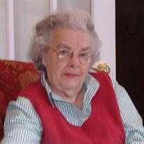 Mrs. Mavis Helena Ogg