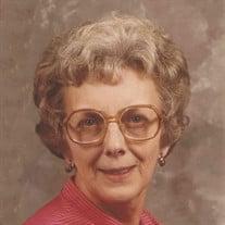 """Constance """"Connie"""" E.  Michealson"""