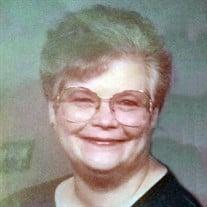 """Patricia """"Pat"""" Ann Warren"""