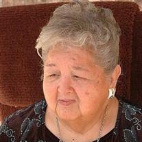 Ramona Zamora Hernandez