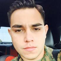 CPL. Gerardo Coronado Jr., USMC