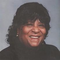 Mrs. Edna Wilson Scurlock
