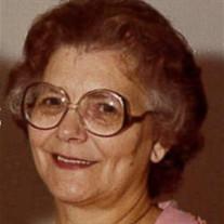 Mrs. Anna de Groot