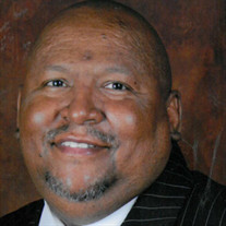 Reverend  Dr. Gregory Wilson Jones