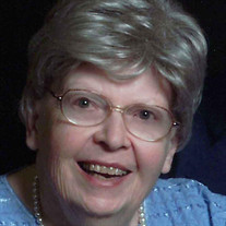 Jane Farrar Baxter
