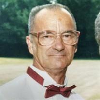 """Mr. David """"Fuzzy""""  Edward Reuter of Carpentersville"""