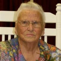 Hazel A. Hoyt Sanders