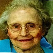 Beryl Fenton Mendenhall
