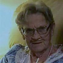 Mrs. Ruth Lee Webb