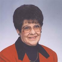 """Frances """"Ann"""" Wagner"""