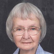 Ms. Doris Elizabeth Byrd Pierce