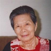 Jane Sai Hung Chong