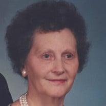 Geraldine Cawthon