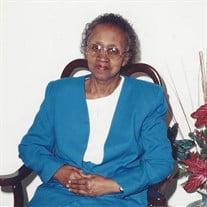 Mrs. Annie Lee  Stewart