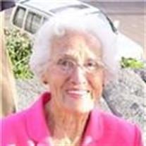 Mrs. Margaret Gallaher Butts