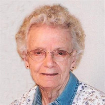 Alice Eileen Janzen
