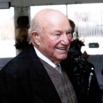 """Mr.  """"Henry"""" Hinrich  Johann Muller"""