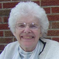Mrs. Marilyn (Mazzeo) Thomsen