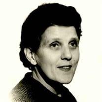 Helen Louise Burchette Morgan