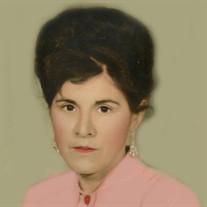 Isabel Cavazos de Martinez