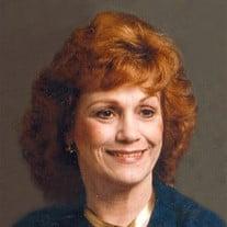 Barbara Jane Quebedeaux